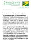 Download Pressemitteilung - Nachhaltige Waldbewirtschaftung ist das EU-Erfolgsmodell